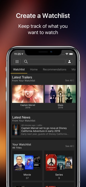 best tv and movie apps for ipad