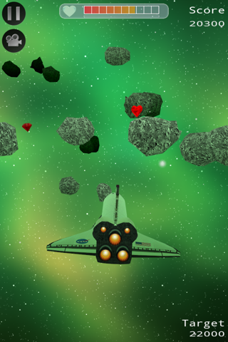 Space Shuttle: Meteor Impact - náhled