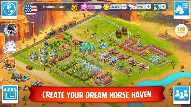Horse Haven World Adventures screenshot-5