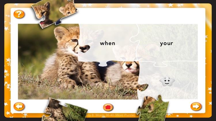 Sight Words 1-300 screenshot-6