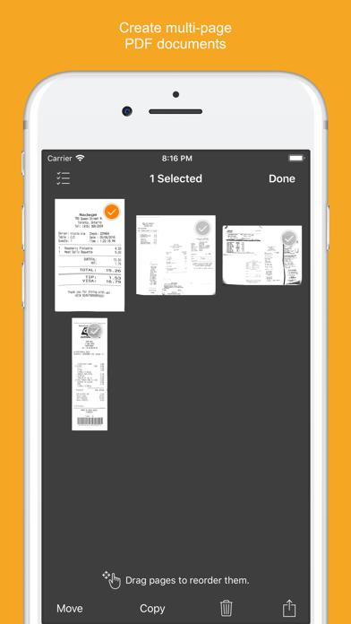 Genius Scan - PDF Scanner Screenshot 3