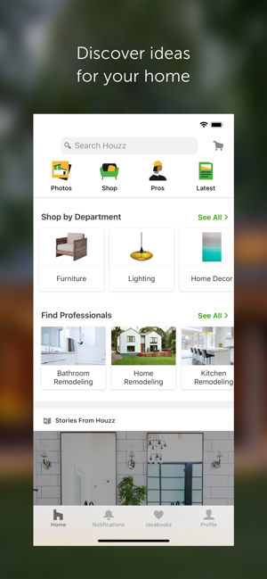 ‎Houzz - Home Design & Remodel Screenshot