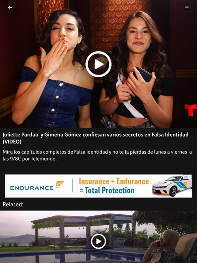 Telemundo Más on the App Store