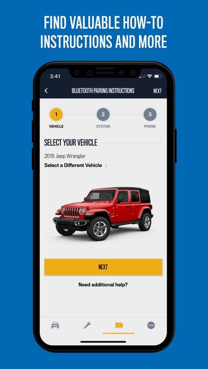 Jeep Vehicle Info screenshot-8