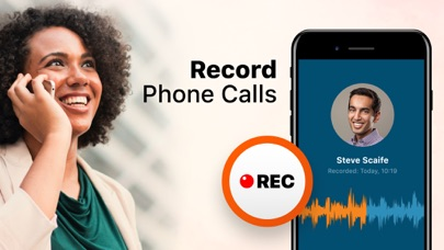 Call & Voice Recorder App Screenshot