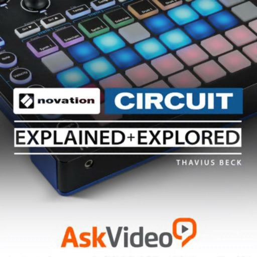 Exploring For Novation Circuit