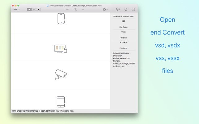 CDRViewer 3 on the Mac App Store
