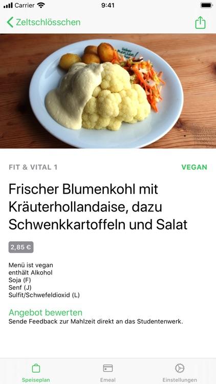 Mensa Dresden screenshot-3