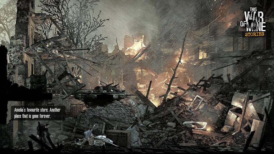 This War of Mine: Stories App 截图