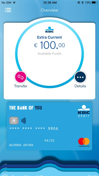 KBC Ireland Mobile Banking screenshot-4