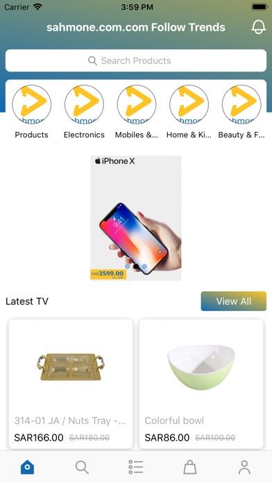 shamone.com Follow Trends screenshot #1