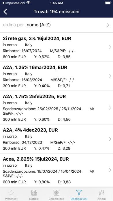 Screenshot of Cbonds9