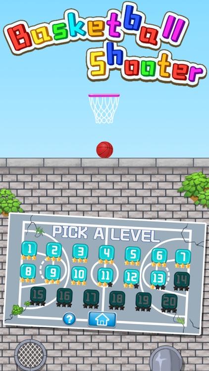 Basketball shooting Mania screenshot-5