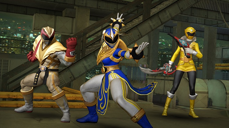 Power Rangers: Legacy Wars screenshot-4