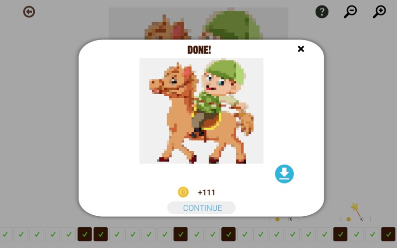 Ponies - Color By Number for Mac