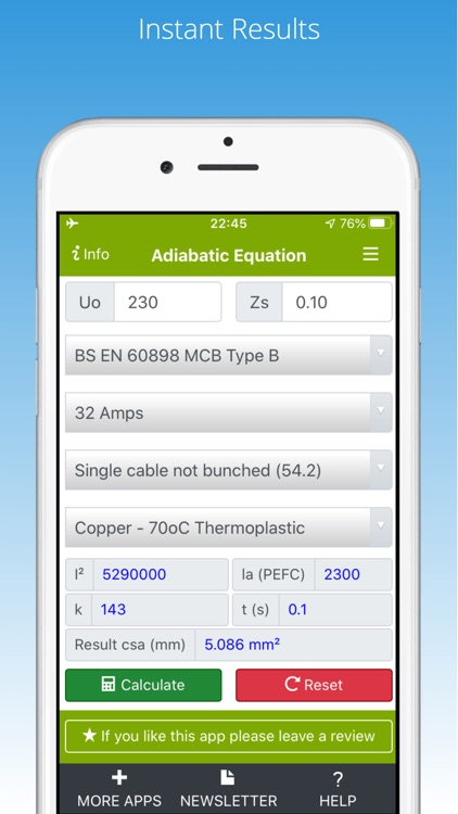 Adiabatic Equation Calculator screenshot-7