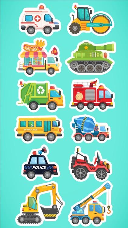 Cars & Trucks Kids - BabyBots