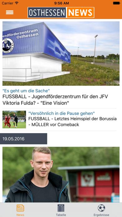 Herunterladen Osthessen-News für Pc