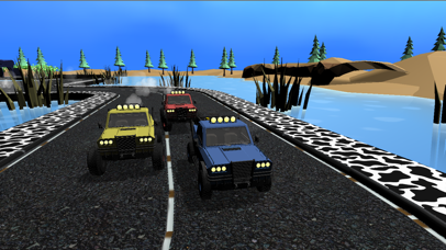 OFFROAD RACING OUTLAWS : GAMES Screenshot on iOS