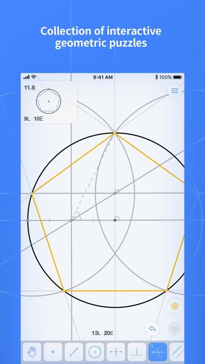 Euclidea screenshot-0