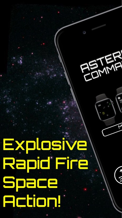 Asteroid Commando Screenshot 1