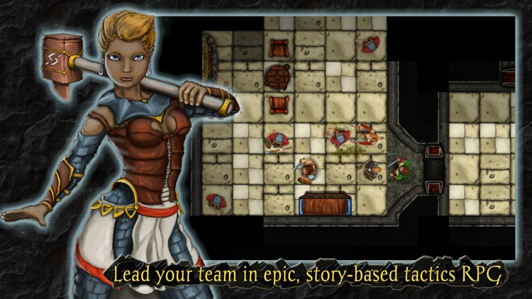 Heroes of Steel RPG Elite screenshot-4