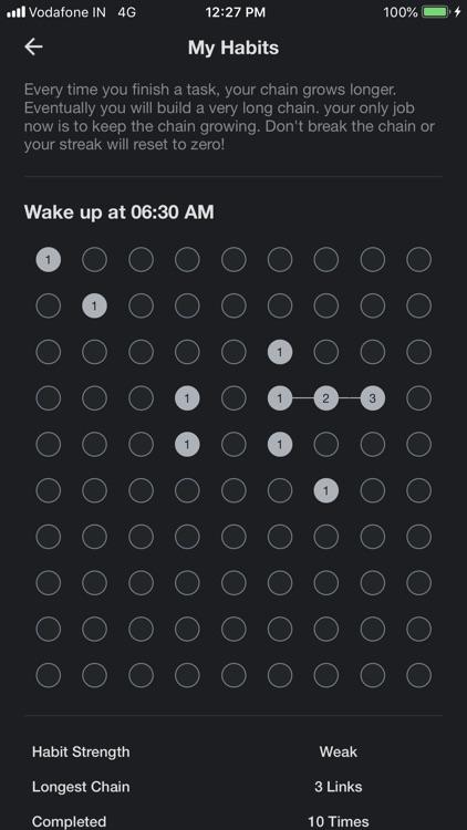 StayWow - Lifestyle Change App screenshot-4