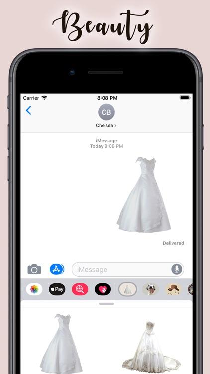Wedding Dress Booth - Beauty