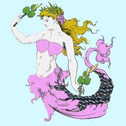 Shiny Mermaid