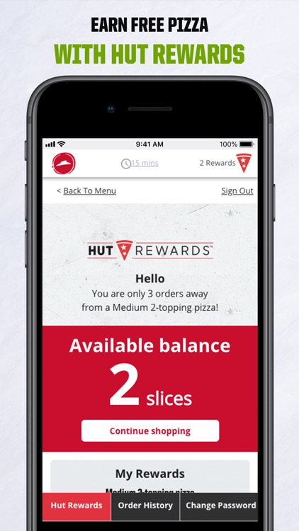 Pizza Hut Canada screenshot-4