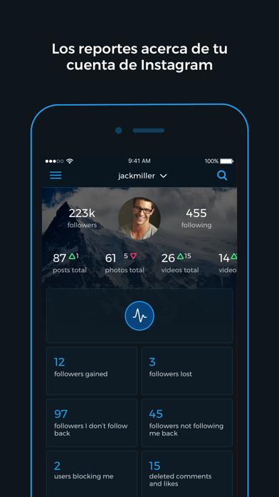 Descargar Reports+ para Instagram para Android