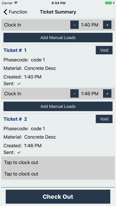HCSS Ticket Writer: Log trucks | App Price Drops