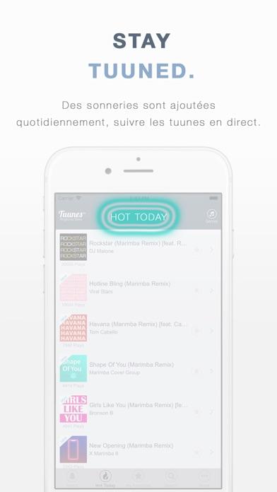 download TUUNES™ - Sonneries et Musique apps 1