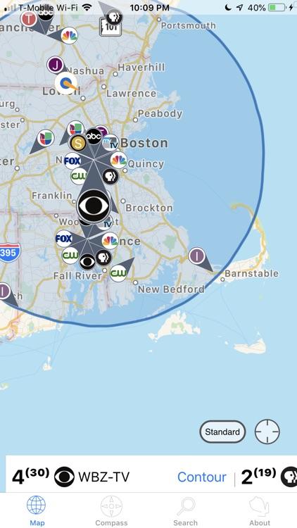 TV Towers USA screenshot-0