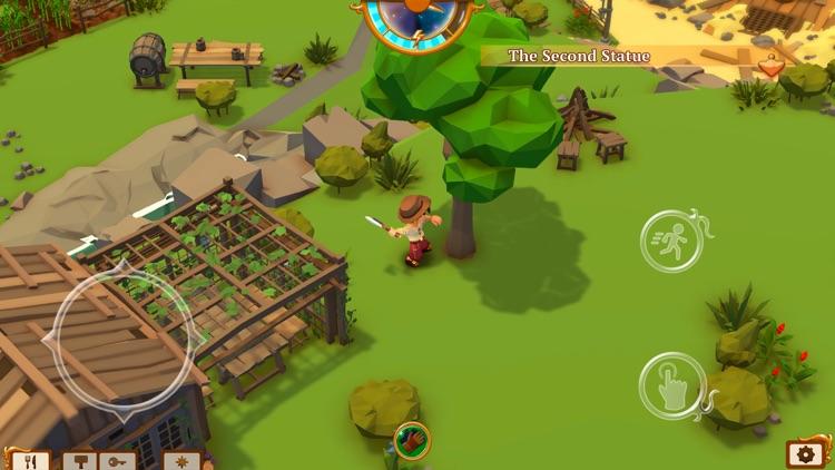 Stranded Sails screenshot-5