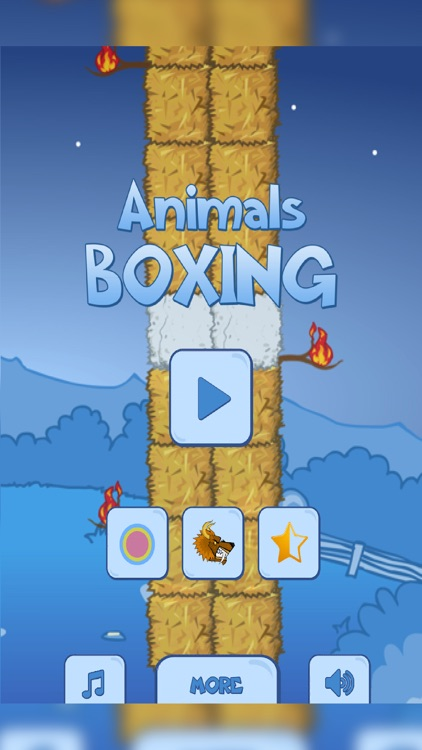 Animal Tower Boxing
