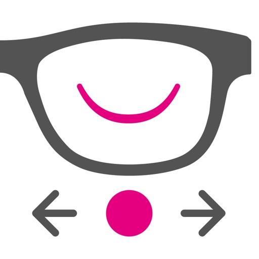 JINS MEME Eye Control