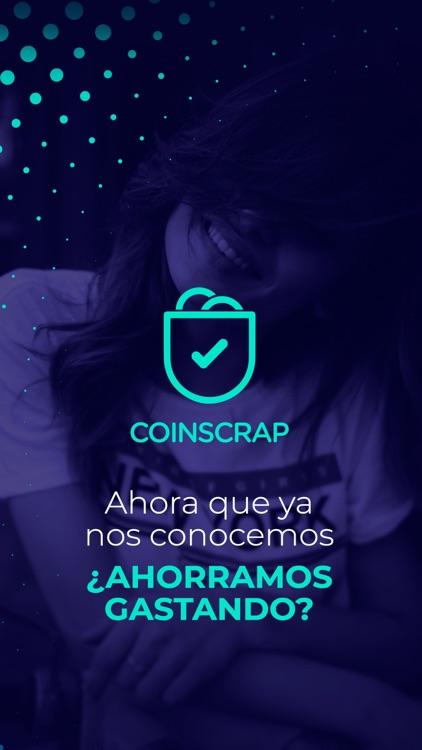COINSCRAP: Ahorra más gastando screenshot-7