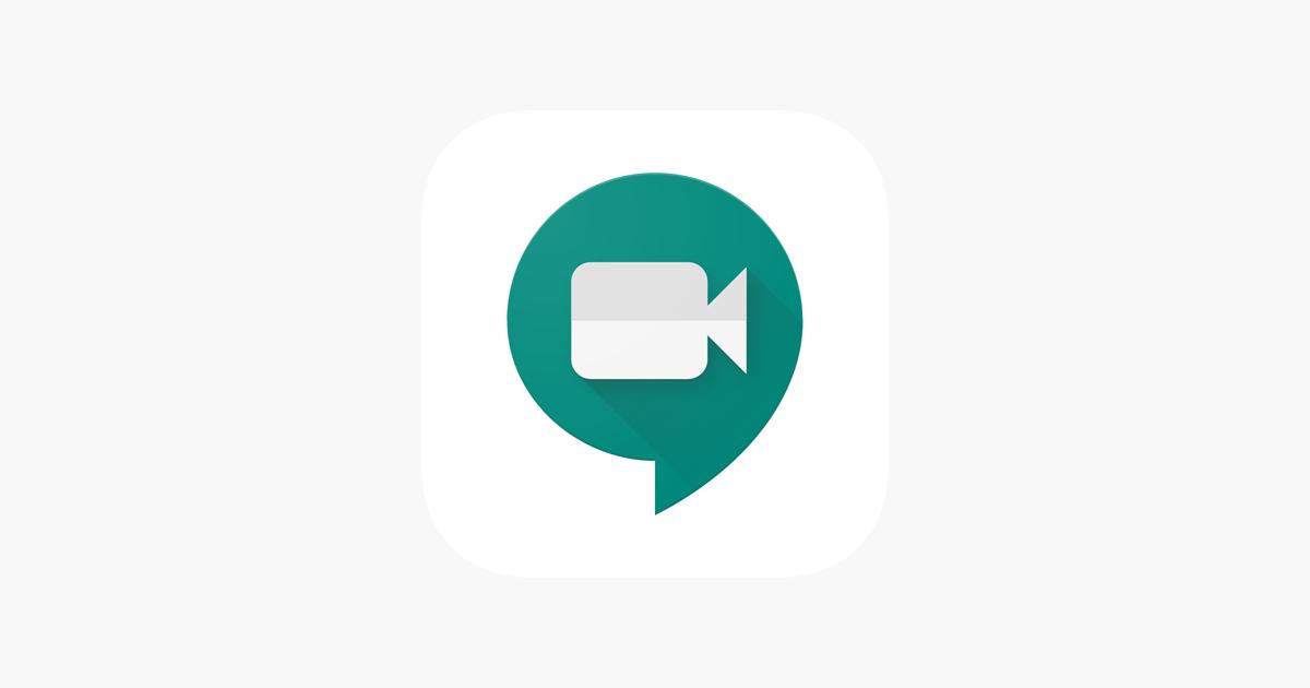 Google Meet On The App Store