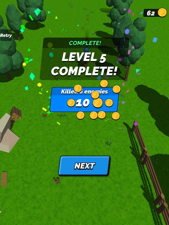 Archer Warrior screenshot 13