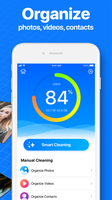 Smart Cleaner - Clean Storage Screenshot
