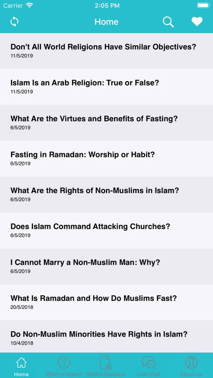 Ask About Islam