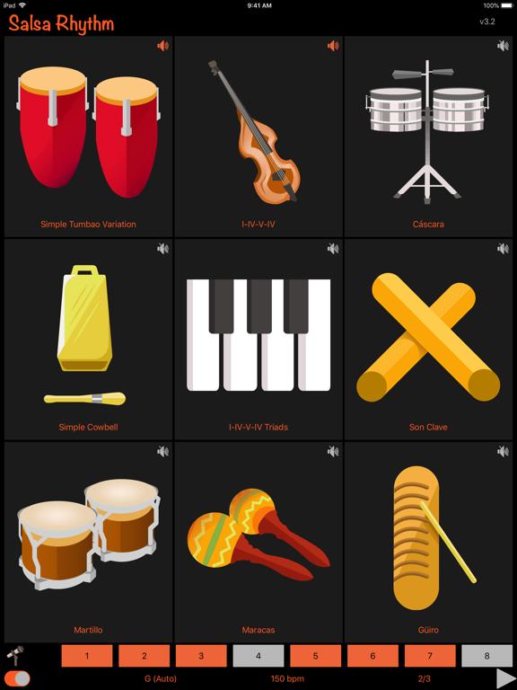 Salsa Rhythmのおすすめ画像1