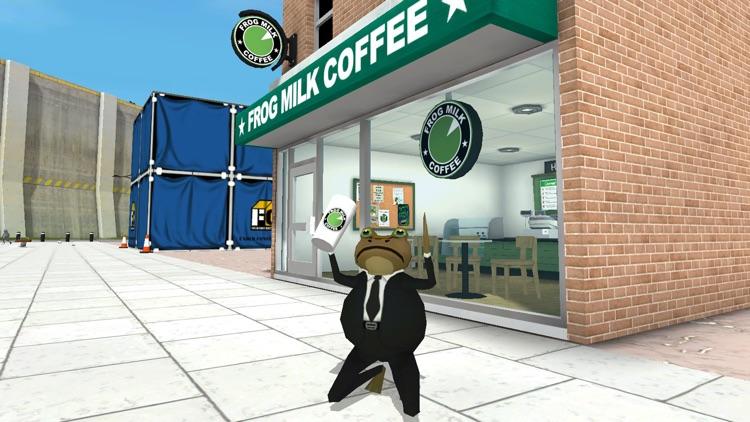 Amazing Frog? screenshot-4