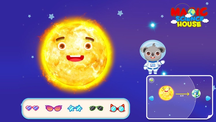 Space & the Solar System Lite screenshot-3