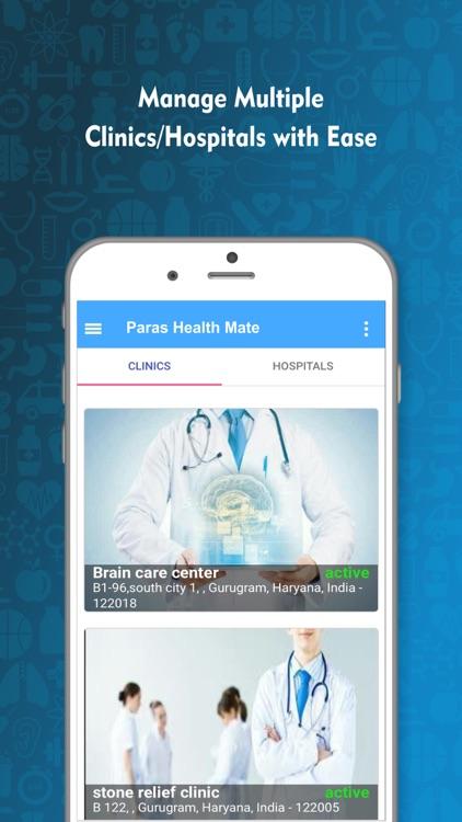 Paras HM Doctor screenshot-3