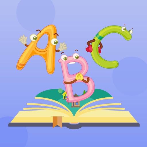 开心写ABC