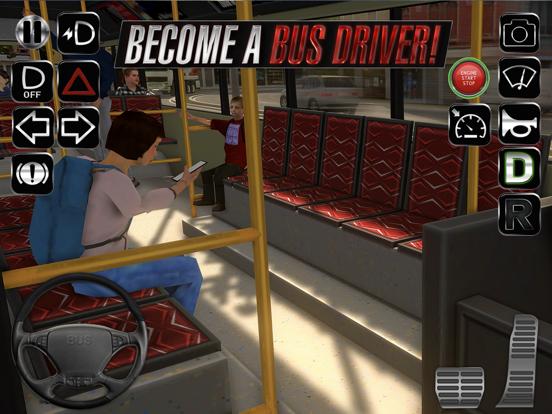 Bus Simulator: Original iPad app afbeelding 2