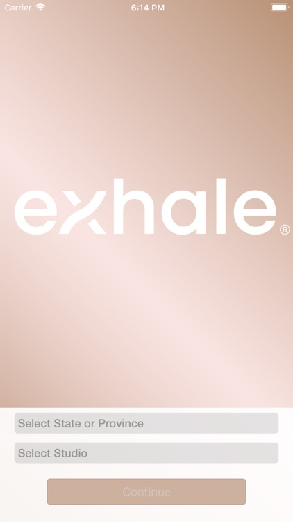 exhale mind body spa