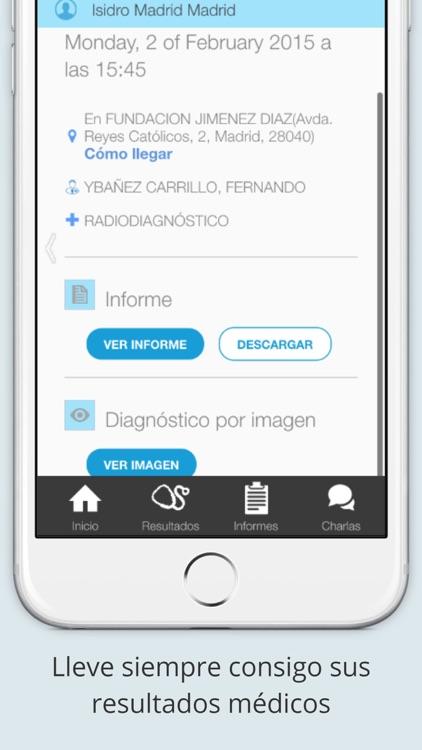 H.U Rey Juan Carlos screenshot-3